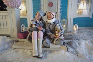 Onnelin ja Annelin talvi